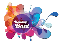 Holiday boat